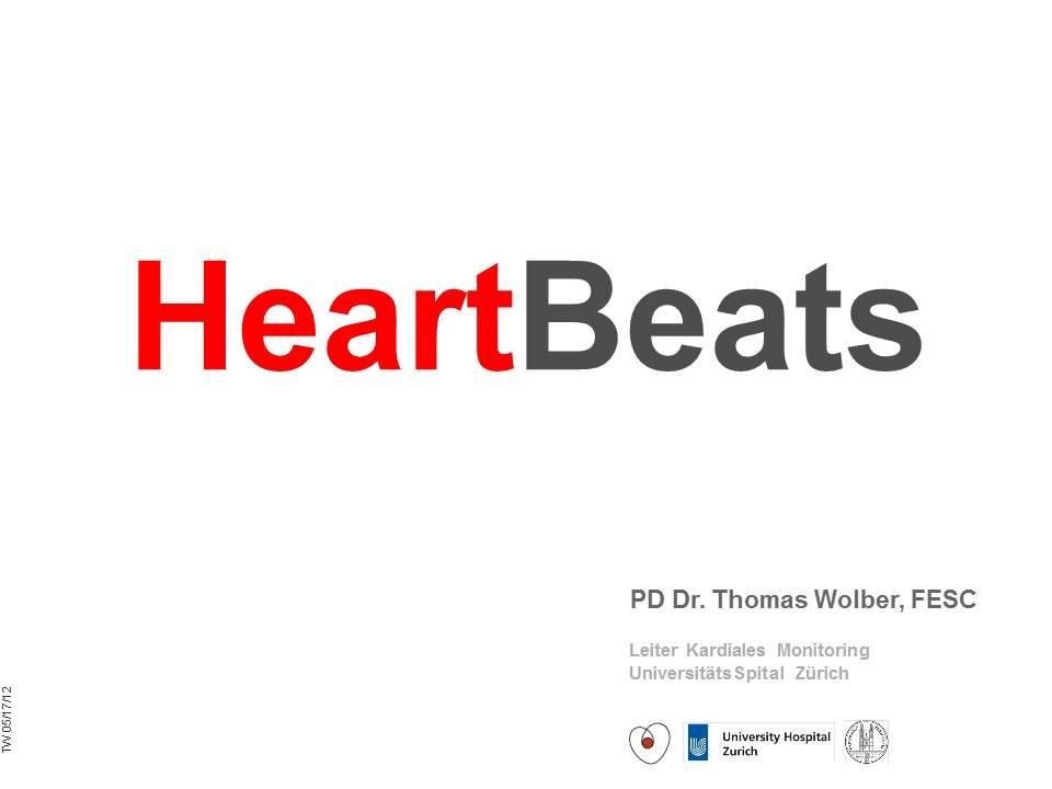 Thomas Wolber - PechaKucha - HeartBeats