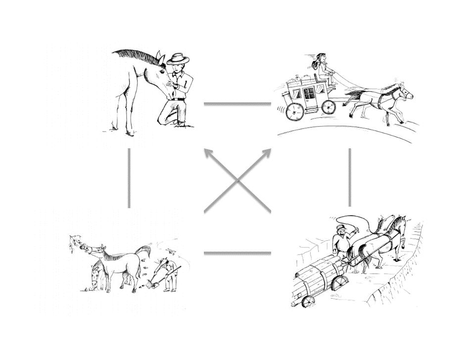 FRITZ - Wertequadrat in der Führung