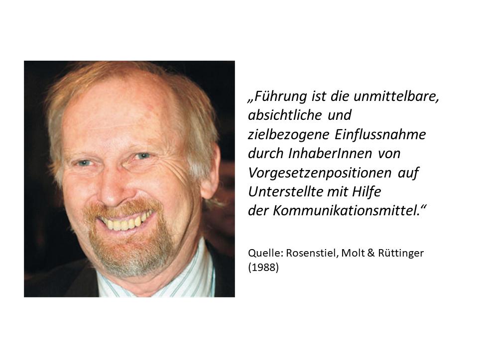 FRITZ - Was ist Führung