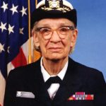 FRITZ - Führung, Management und Leadership. Grace Hopper. Quelle: Wikipedia