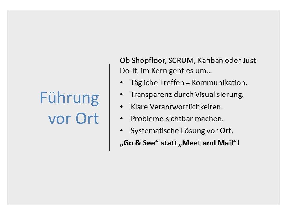 FRITZ - Shopfloor-KANBAN-SCRUM