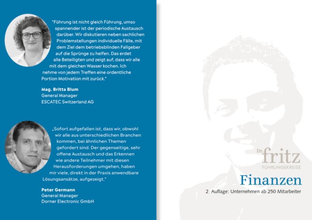FRITZ Führungskreis Finanzen