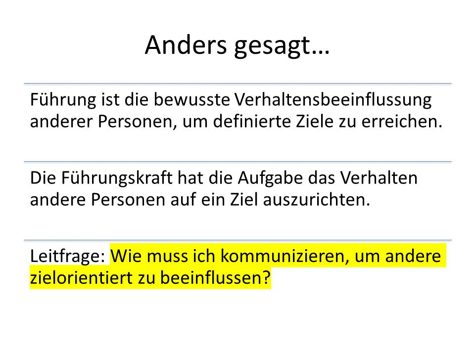 FRITZ - Leitfrage der Führungskräfteentwicklung