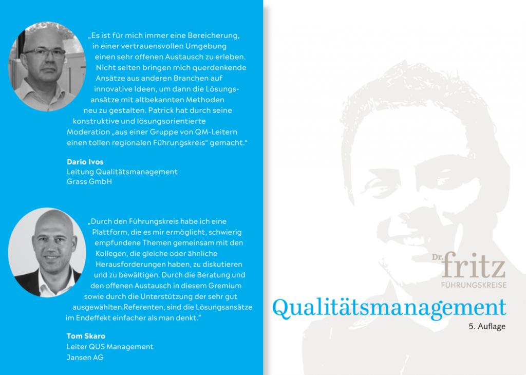 Führungskreis Qualitätsmanagement